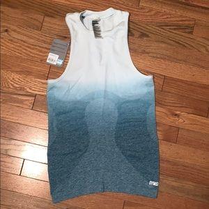 Gymshark ombré seamless vest
